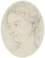 Georgiana Russell (née Gordon), Duchess of Bedford, by Sir George Hayter - NPG 883(4)