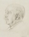 Sir Max Beerbohm, by Sir William Rothenstein - NPG 4141