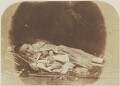 Sleeping Child (Miss Bell), by David Octavius Hill, and  Robert Adamson - NPG P6(170)