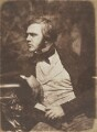 George William Bell, by David Octavius Hill, and  Robert Adamson - NPG P6(70)