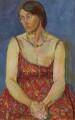 Vanessa Bell (née Stephen), by Duncan Grant - NPG 4331