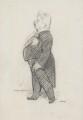 Arnold Bennett, by Sir David Low - NPG 4561