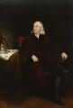 Jeremy Bentham, by Henry William Pickersgill - NPG 413