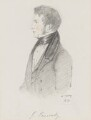 John Ponsonby, 5th Earl of Bessborough, by Alfred, Count D'Orsay - NPG 4026(6)