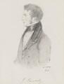 John Ponsonby, 5th Earl of Bessborough, by Alfred, Count D'Orsay - NPG 4026(6)