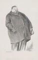 Ernest Bevin, by Sir David Low - NPG 4558