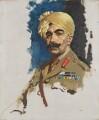 Ganga Singh, Maharaja of Bikaner, by Sir William Orpen - NPG 4188