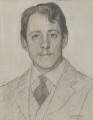 Laurence Binyon, by William Strang - NPG 3185