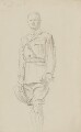 William Riddell Birdwood, 1st Baron Birdwood, by John Singer Sargent - NPG 2908(1)