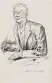 Augustine Birrell, by Harry Furniss - NPG 3344
