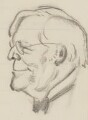 Augustine Birrell, by Sir David Low - NPG 4529(32)