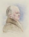 William Blake, replica by John Linnell - NPG 2146