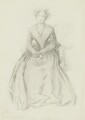Marguerite, Countess of Blessington, by Charles Martin - NPG 1645a