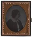 Barbara Leigh Smith Bodichon, by 'Holmes of New York' - NPG P137