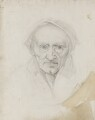 Johann Jakob Bodmer, by Henry Fuseli - NPG 3027