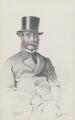 William Henry Orde-Powlett, 3rd Baron Bolton, by Frederick Sargent - NPG 1834(b)