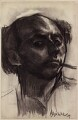 David Bomberg, by David Garshen Bomberg - NPG 4821