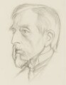 Charles Booth, by William Rothenstein - NPG 4765