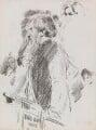 William Booth, by Sydney Prior Hall - NPG 2383
