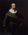 Sir John Borlase, by Michiel Jansz. van Miereveldt - NPG 4933