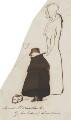 Joseph Boruwlaski, by Sir Edwin Henry Landseer - NPG 3097(8)