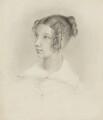 Anna Bottomley (née Thomson), by Elizabeth King (née Thomson) - NPG 1708(d)