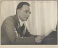 Rutland Boughton, by Herbert Lambert - NPG P111