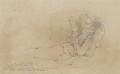 Sir John Bowring, by Unknown artist - NPG 2550