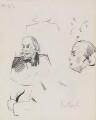 Charles Bradlaugh, by Sydney Prior Hall - NPG 2314