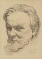 Sir Frank Brangwyn, by Louis Ginnett - NPG 5194