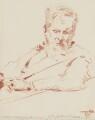 Sir Frank Brangwyn, by Arthur Henry Knighton-Hammond - NPG 4374
