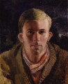 Gerald Brenan, by Dora Carrington - NPG 5197