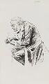 John Bright, by Harry Furniss - NPG 3345