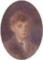 Benjamin Britten, by Sarah Fanny Hockey - NPG 5137