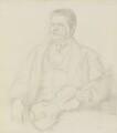 Adolf Brodsky, by Sir William Rothenstein - NPG 4766