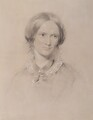 Charlotte Brontë, by George Richmond - NPG 1452