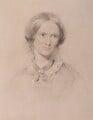 Charlotte Brontë, by George Richmond - NPG 1452