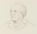 Stopford Augustus Brooke, by Sir William Rothenstein - NPG 4774