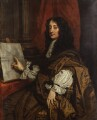 William Brouncker, 2nd Viscount Brouncker, possibly after Sir Peter Lely - NPG 1567