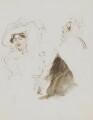 Elizabeth Vassall Fox (née Vassall), Lady Holland; Henry Richard Fox (later Vassall), 3rd Baron Holland; Mrs Brown, by Sir Edwin Henry Landseer - NPG 4914