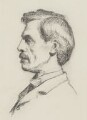 Frederick Brown, by Philip Wilson Steer - NPG 2816