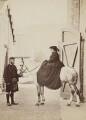 John Brown; Queen Victoria, by W. & D. Downey - NPG P22(4)