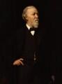 Robert Browning, by (Wilhelm Augustus) Rudolf Lehmann - NPG 839