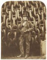 Isambard Kingdom Brunel, by Robert Howlett - NPG P112