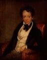 John Baldwin Buckstone, by Daniel Maclise - NPG 2087