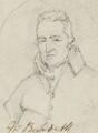 Mr Burdett, by Sir George Hayter - NPG 883(6)