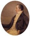 Sir Francis Burdett, 5th Bt, by Adam Buck - NPG 1229