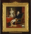 Sir Francis Burdett, 5th Bt, by Sir William Charles Ross - NPG 2056