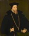 William Cecil, 1st Baron Burghley, by Unknown artist - NPG 715