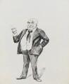 Frank Burnand, by Harry Furniss - NPG 3429
